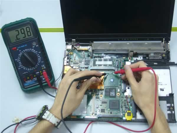 Notebook, laptop and netbook repair